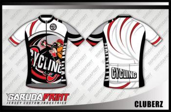 Desain Baju Sepeda Road Bike Code Cluberz Super Keren