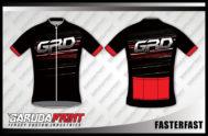 Desain Baju Sepeda Road Bike Fasterfast Begitu Macho