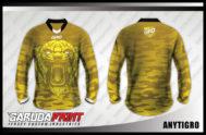 Desain Baju Sepeda Downhill Anytigro Yang Menantang