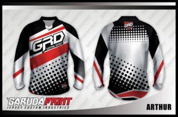 Desain Baju Sepeda Downhill Arthur Yang Belum Anda Temui Sebelumnya