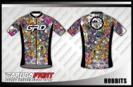 Desain Jersey Sepeda Gowes CodeHobbit Tampil Beda