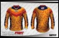 Desain Baju Sepeda Downhill Keren BATFLY yang Trendy