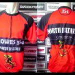 Jasa Pembuatan Jersey Sepeda Lengan Pendek Online