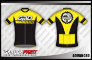 Desain Kaos Sepeda Gowes Advanced Sangat Memukau
