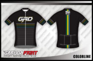 Desain Jersey Sepeda Gowes Colorline, Color Your Life!