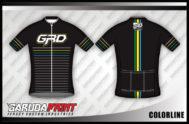 Desain Jersey Sepeda Gowes Colorline, Color Your Life!