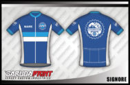 Desain Baju Sepeda Gowes Signore, Yakin Gak Melirik?