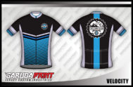 Desain Jersey Sepeda Gowes Velocity Paling Oke