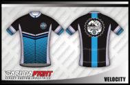Desain Jersey Sepeda Gowes Velocity Paling Oke