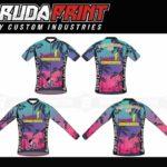 Tempat Pesan Jersey Sepeda Keren Bisa Custom Desain Dan Warna