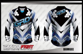Desain Baju Sepeda Gunung Code Bumgee Tampil Lebih Modern