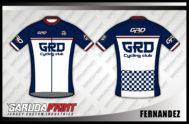 Desain Baju Sepeda Gowes Code Fernandez Yang Tampil Menawan