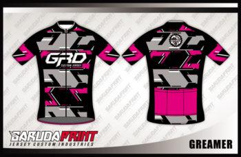 Desain Jersey Sepeda Gowes Balap Code Greamer Yang Maskulin