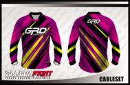 Desain Baju Sepeda BMX Code Cableset Yang Trendy Dan Cool
