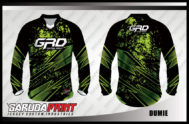 Desain Jersey Sepeda Downhill Code Dumie Motif Misterius