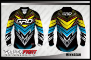 Desain Jersey Sepeda BMX Code Minnasan Paling Keren