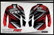 Desain Baju Sepeda Gunung Code Spande Motif Zig Zag Yang Gagah