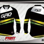 Desain Baju Sepeda BMX Code Zecko Yang Super Macho